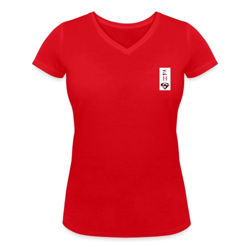 good choice - T-shirt bio col V Stanley & Stella Femme