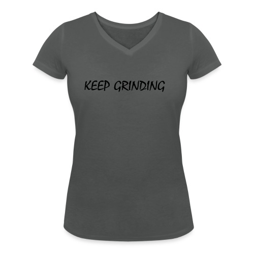 KEGR - Women's Organic V-Neck T-Shirt by Stanley & Stella