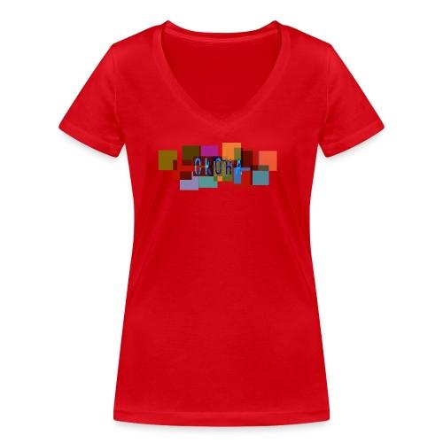 okoha board2 - T-shirt bio col V Stanley & Stella Femme