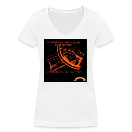Unity - T-shirt bio col V Stanley & Stella Femme