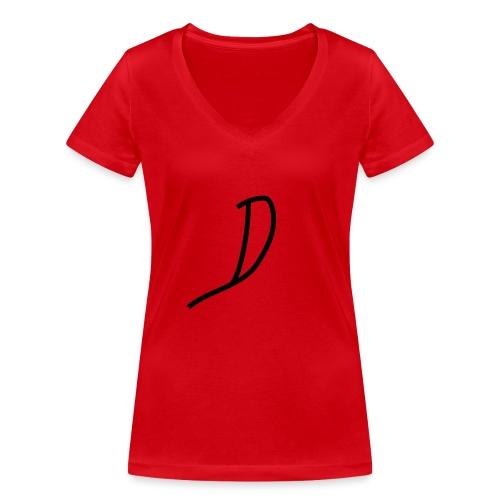 Diznye official - T-shirt bio col V Stanley & Stella Femme