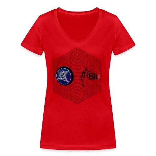 Dos Diseños - Women's Organic V-Neck T-Shirt by Stanley & Stella