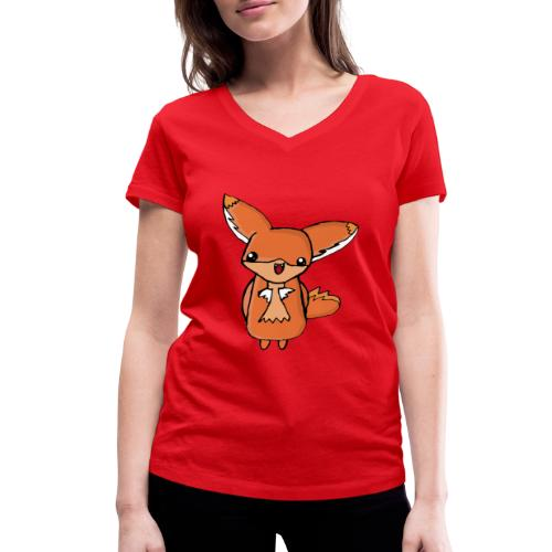 Ximo la bête - T-shirt bio col V Stanley & Stella Femme