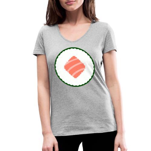 MAKI - T-shirt bio col V Stanley & Stella Femme