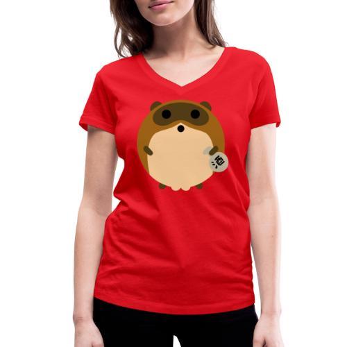 TANUKI - T-shirt bio col V Stanley & Stella Femme