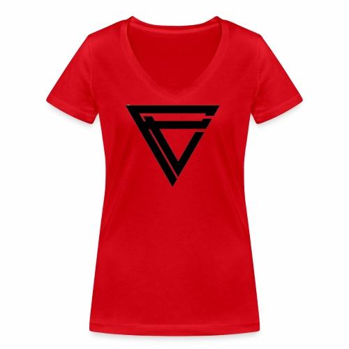 Saint Clothing T-shirt | MALE - Økologisk T-skjorte med V-hals for kvinner fra Stanley & Stella