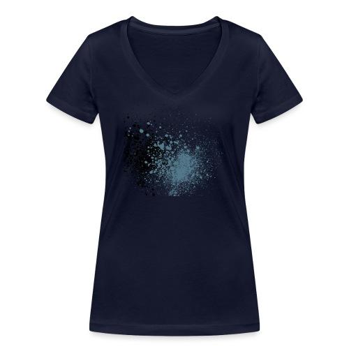 färger - Ekologisk T-shirt med V-ringning dam från Stanley & Stella
