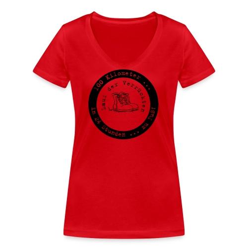LdV_Design_2016 - Frauen Bio-T-Shirt mit V-Ausschnitt von Stanley & Stella