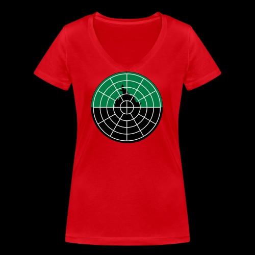 U-Boot Periskop - Frauen Bio-T-Shirt mit V-Ausschnitt von Stanley & Stella