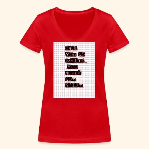 IMG 20190112 191143 - Vrouwen bio T-shirt met V-hals van Stanley & Stella