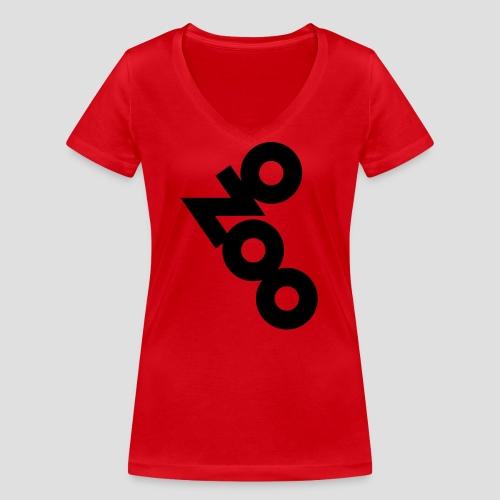 NO ZOO - Frauen Bio-T-Shirt mit V-Ausschnitt von Stanley & Stella