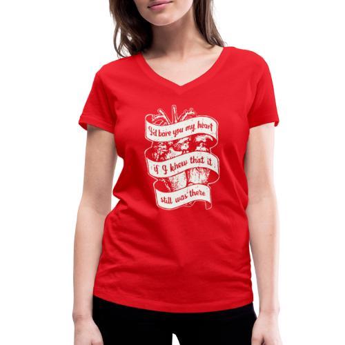 Lost heart (A tribute to The Dear Hunter) - Ekologisk T-shirt med V-ringning dam från Stanley & Stella