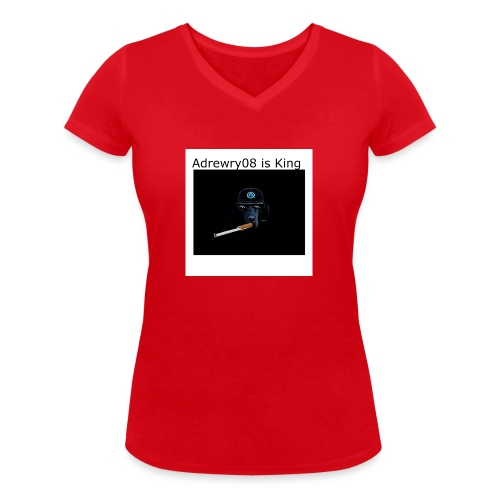 Archie Is Gay - Women's Organic V-Neck T-Shirt by Stanley & Stella