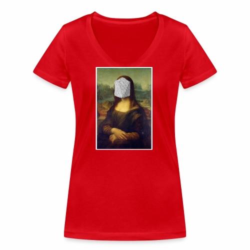 ParaSect Artistic Influence Paralisa - T-shirt ecologica da donna con scollo a V di Stanley & Stella