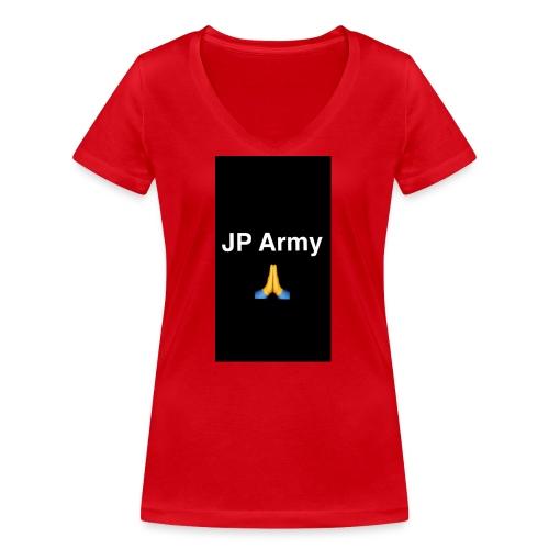 Jp Army - Frauen Bio-T-Shirt mit V-Ausschnitt von Stanley & Stella