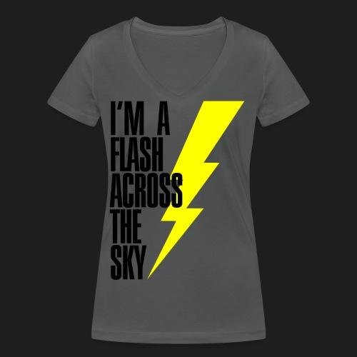 My Name Is THUNDER - T-shirt ecologica da donna con scollo a V di Stanley & Stella