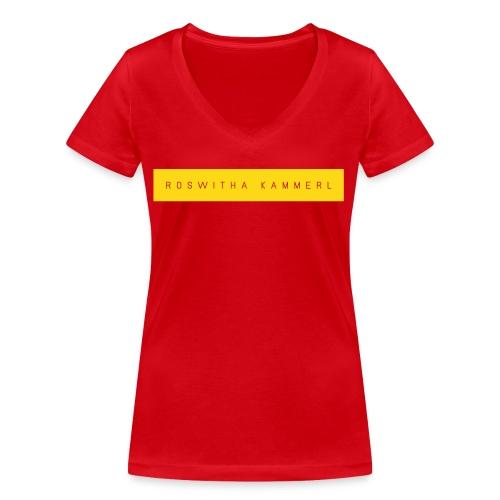 Kammerl - Women's Organic V-Neck T-Shirt by Stanley & Stella