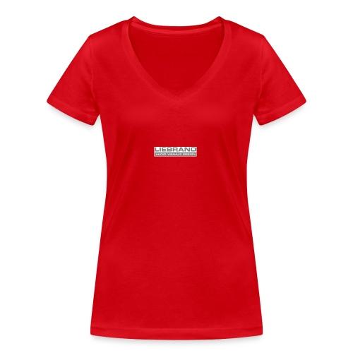 lavd - Vrouwen bio T-shirt met V-hals van Stanley & Stella