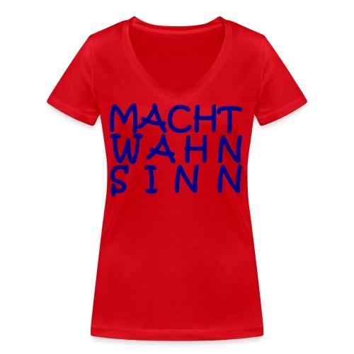 WORTKunstwort 21.1 - Frauen Bio-T-Shirt mit V-Ausschnitt von Stanley & Stella