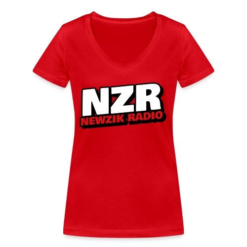 NZR - T-shirt bio col V Stanley & Stella Femme