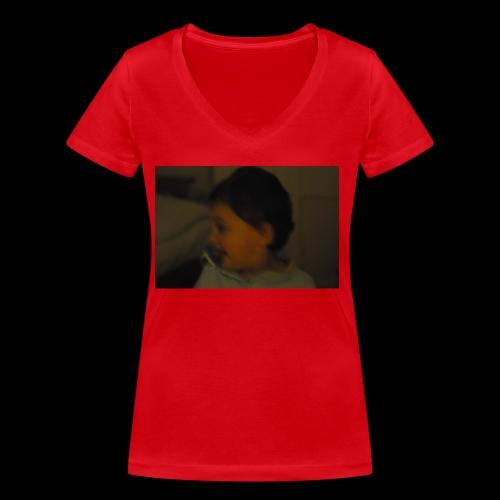 Boby store - Women's Organic V-Neck T-Shirt by Stanley & Stella
