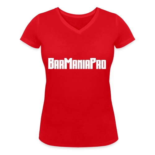 BarManiaPro - Women's Organic V-Neck T-Shirt by Stanley & Stella