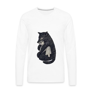 Cuddle 🐼 - Men's Premium Longsleeve Shirt