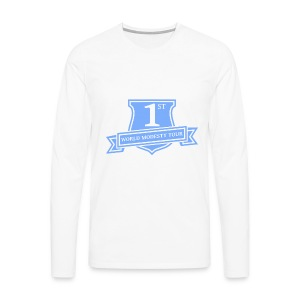 World Modesty Tour - Men's Premium Longsleeve Shirt