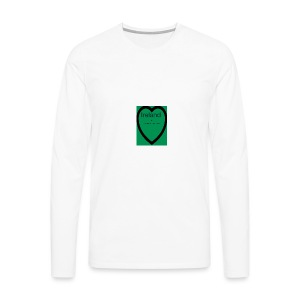 Ireland always in my heart - Men's Premium Longsleeve Shirt