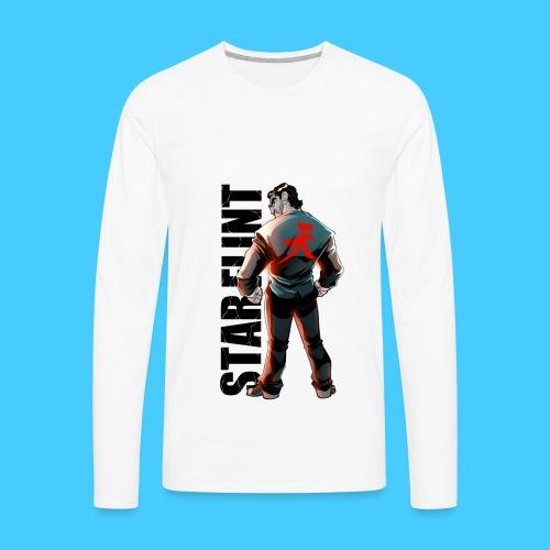 Vargas Draco - T-shirt manches longues Premium Homme