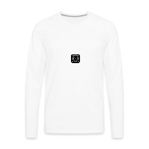 Gym squad t-shirt - Men's Premium Longsleeve Shirt