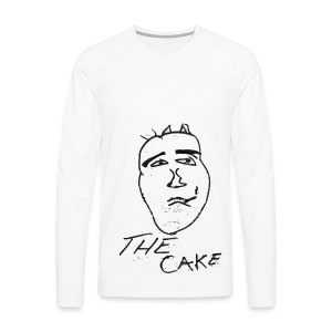 The Cake - Men's Premium Longsleeve Shirt