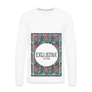 Colour_Design Excluzive - Men's Premium Longsleeve Shirt