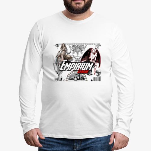 Anges et demons - T-shirt manches longues Premium Homme