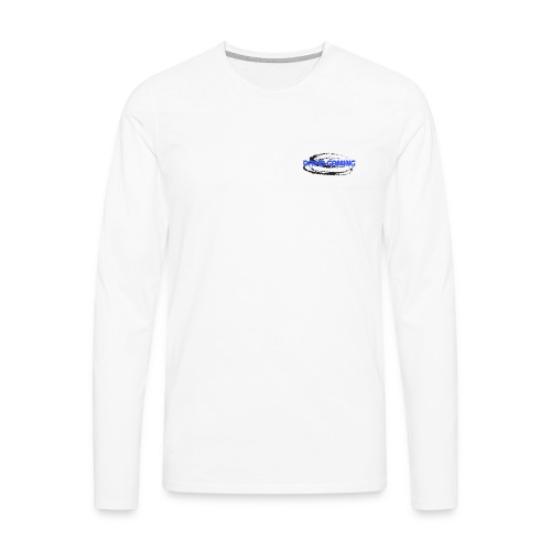 Logo3 - Männer Premium Langarmshirt