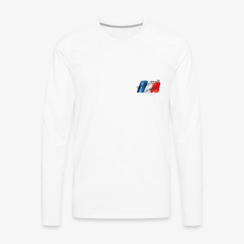 French Dude Clothing - T-shirt manches longues Premium Homme