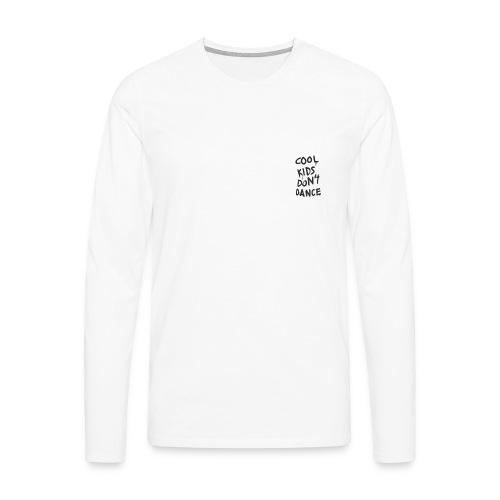 LINNÉ - Camiseta de manga larga premium hombre