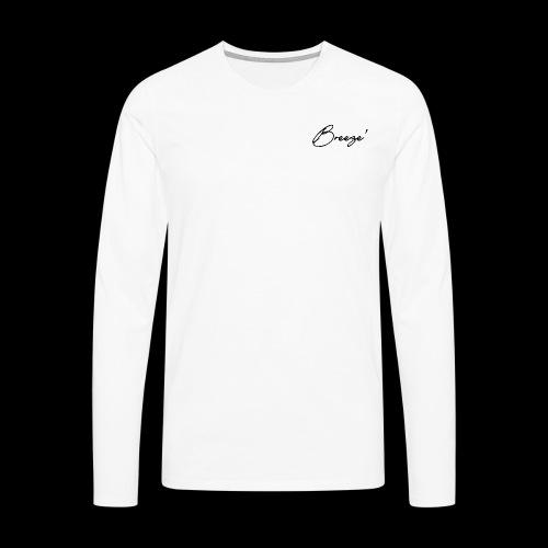 Breeze - Männer Premium Langarmshirt