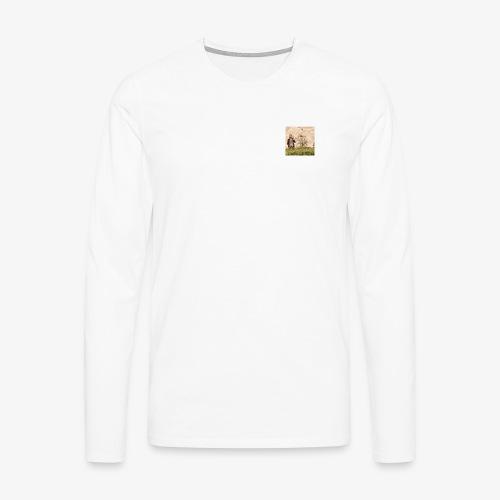 FLO - Moi, je dis - T-shirt manches longues Premium Homme