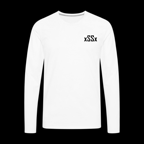 xSSx K1LL3Rs New Logo - Men's Premium Longsleeve Shirt