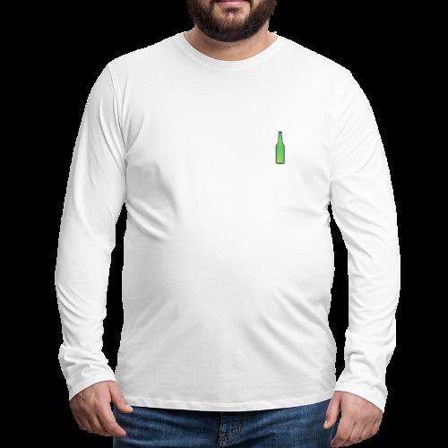 HEINIE - Mannen Premium shirt met lange mouwen