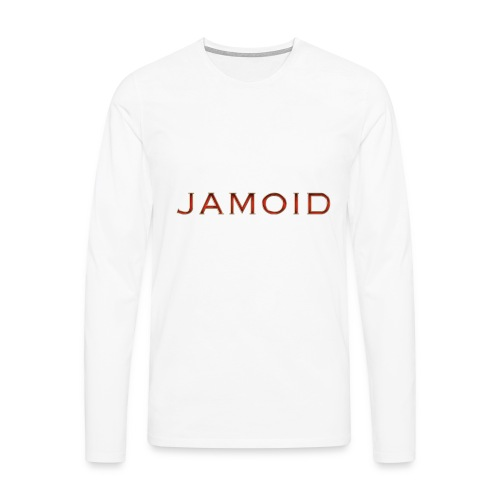 JAMOID Royalty Edition - Men's Premium Longsleeve Shirt