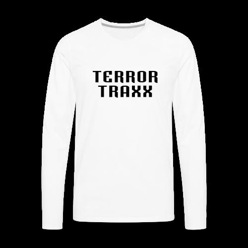 Terror Traxx - Men's Premium Longsleeve Shirt
