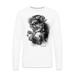 Baby Skull - T-shirt manches longues Premium Homme
