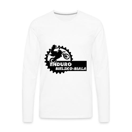grafika - Koszulka męska Premium z długim rękawem