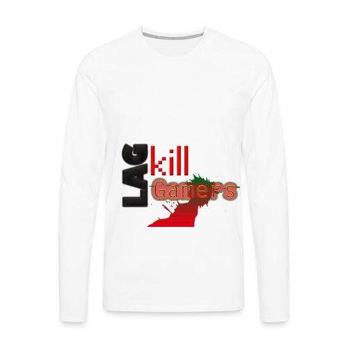 LAG Kills - Men's Premium Longsleeve Shirt