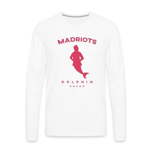 MADRIOTS V1 - Mannen Premium shirt met lange mouwen