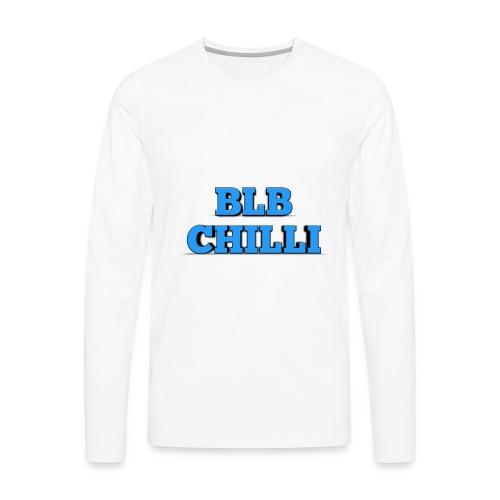 BLB CHILLI - Männer Premium Langarmshirt