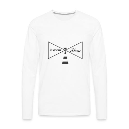 Maison Phare - T-shirt manches longues Premium Homme