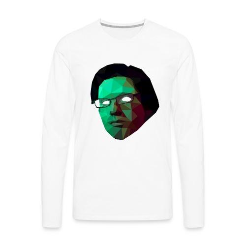 j o s e p h e l l on Low Polygon - Camiseta de manga larga premium hombre